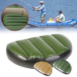 Kayak Boat Inflatable Seat Cushion Drifting Canoe Seat Infla