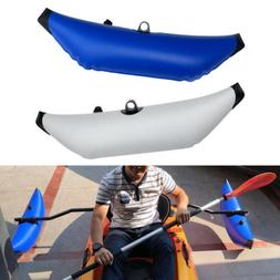 Kayak Canoe Fishing Standing SUP Beginner Inflatable Outrigg