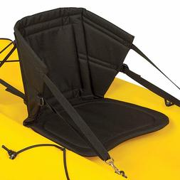 Kayak Canoe Seat Pad Back Rest Cushion Inflatable Rowing Fis