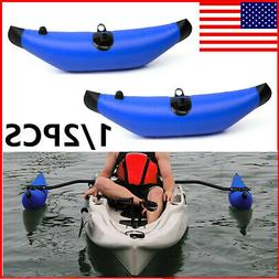 Kayak PVC Inflatable Outrigger Canoe Fishing Boat Float Stab