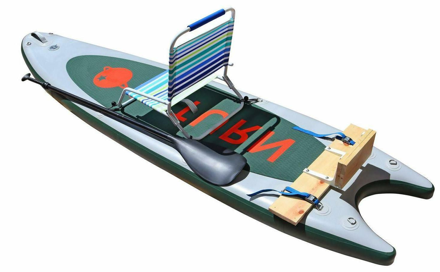 10.7' Inflatable Paddle Board