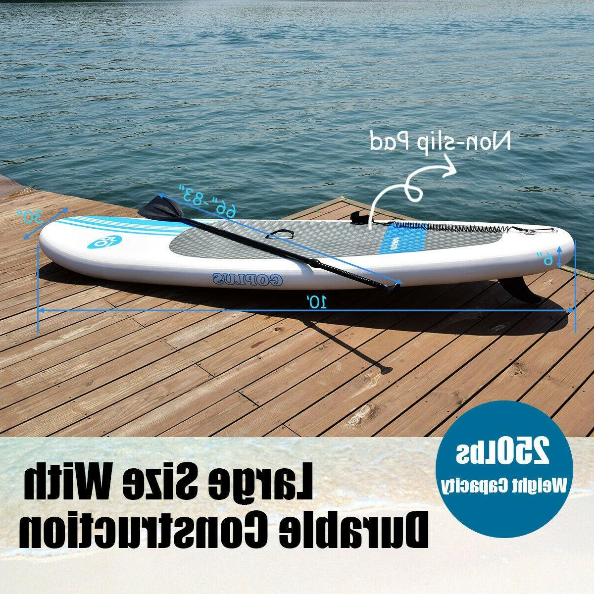 10 Foot Inflatable Stand Up Fin