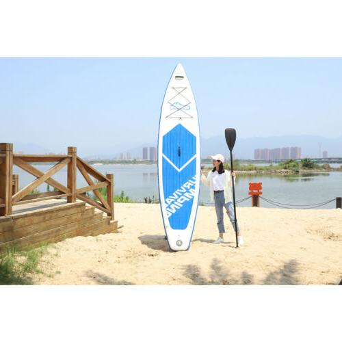 "12' 32"" Stand Up Paddle Board SUP Package Paddle Kayak"