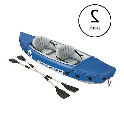 Bestway Inches X2 Inflatable Kayak with Oars