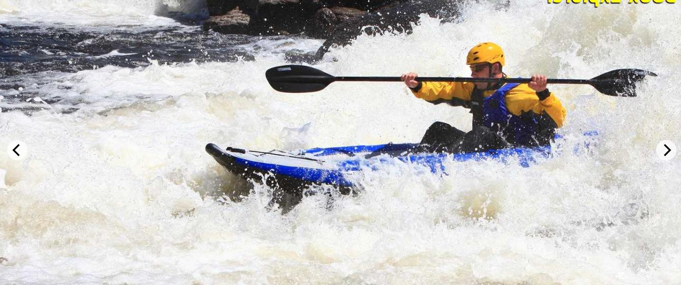 Sea Kayak Pro class 4 white water easy-portable-strong