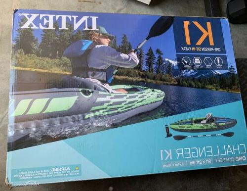 68305ep challenger k1 inflatable kayak one person