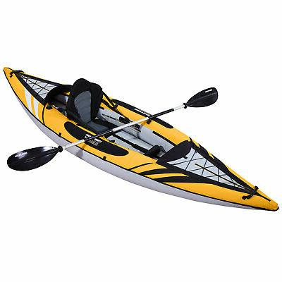 Driftsun Almanor Recreational Kayak, High Pressure
