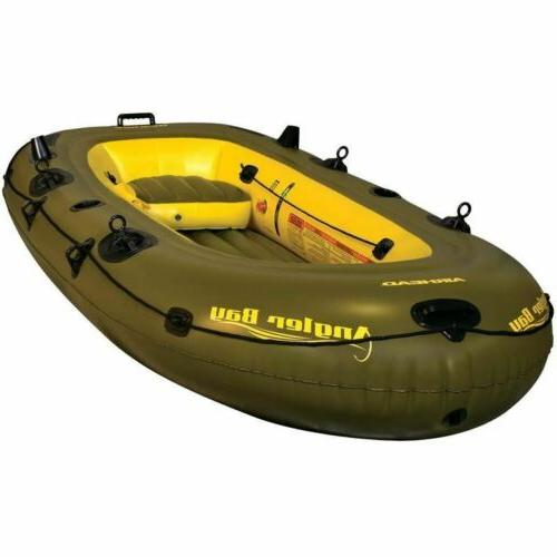 Airhead Inflatable Boat. Sizes for 3, 4, and