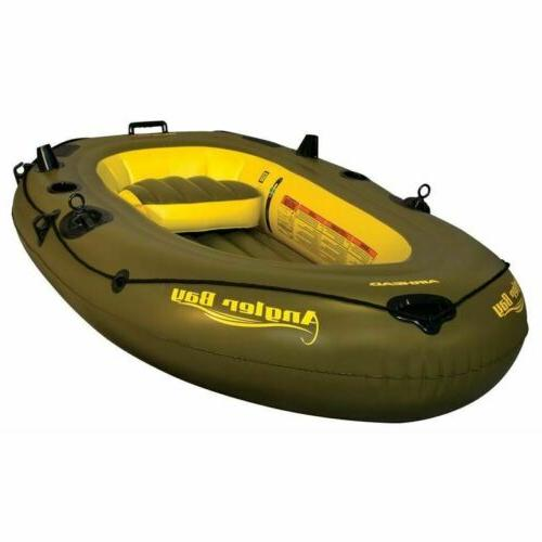 angler bay inflatable boat sizes for 3