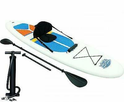 ay hydro force 10 foot inflatable stand