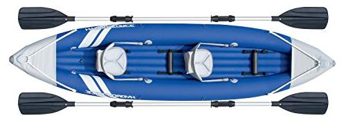 Bestway X2 Person Raft with Pump 2 Aluminum