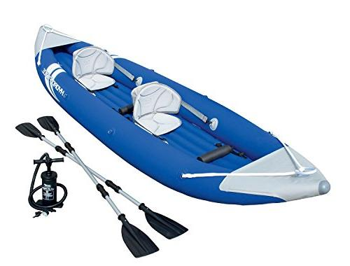 bolt two person inflatable kayak