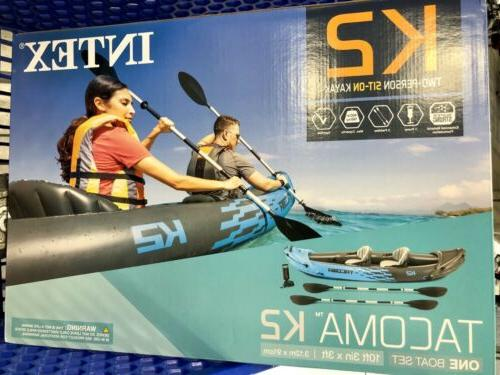BRAND NEW K2 Two-Person Kayak
