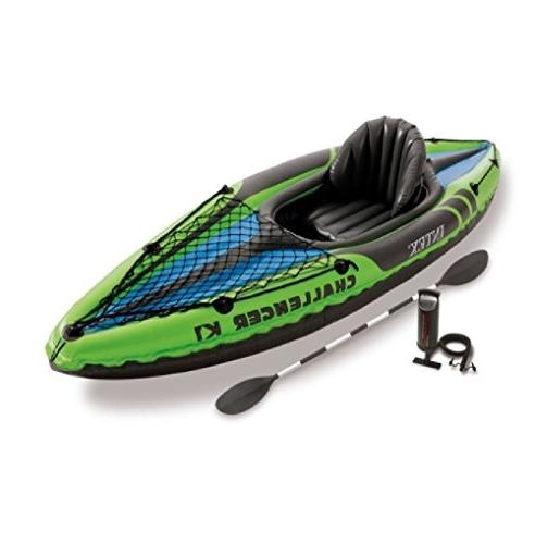 challenger k1 1 person inflatable