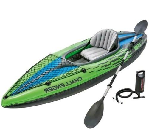 Intex Kayak One Person In New Hand