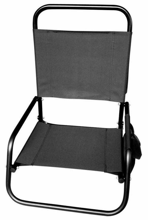 DELUXE ALUMINUM COMFORT BACK CHAIR FOR BOAT KAYAK SUP