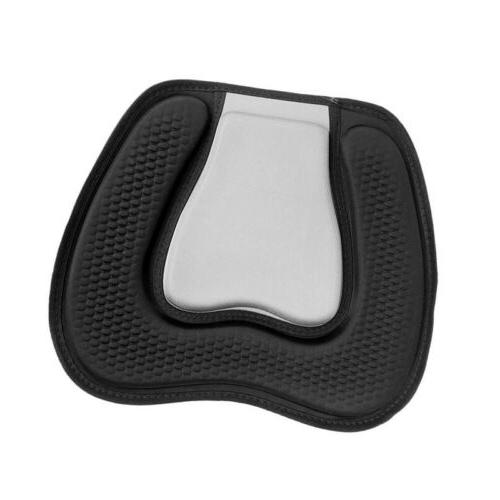 Non-slip Inflatable Adjustable Padded Deluxe Seat Detachable