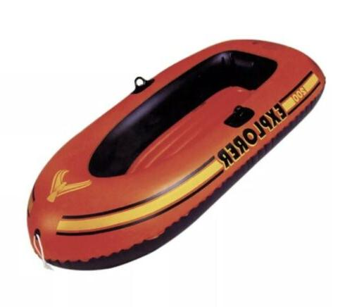 Intex 200 Inflatable 2 Person Boat / Pump!!!