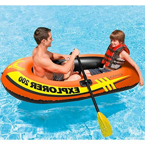 Intex Explorer Inflatable