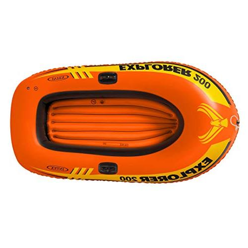 Intex Explorer 200, 2-Person Inflatable Boat