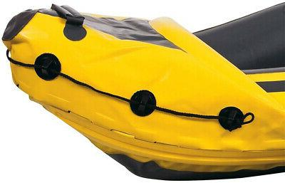 Intex Explorer 68307EP Inflatable Kayak With And