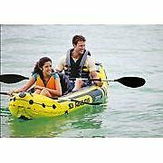 Intex Kayak with Hand kayak