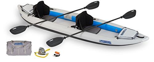 fast track inflatable kayak