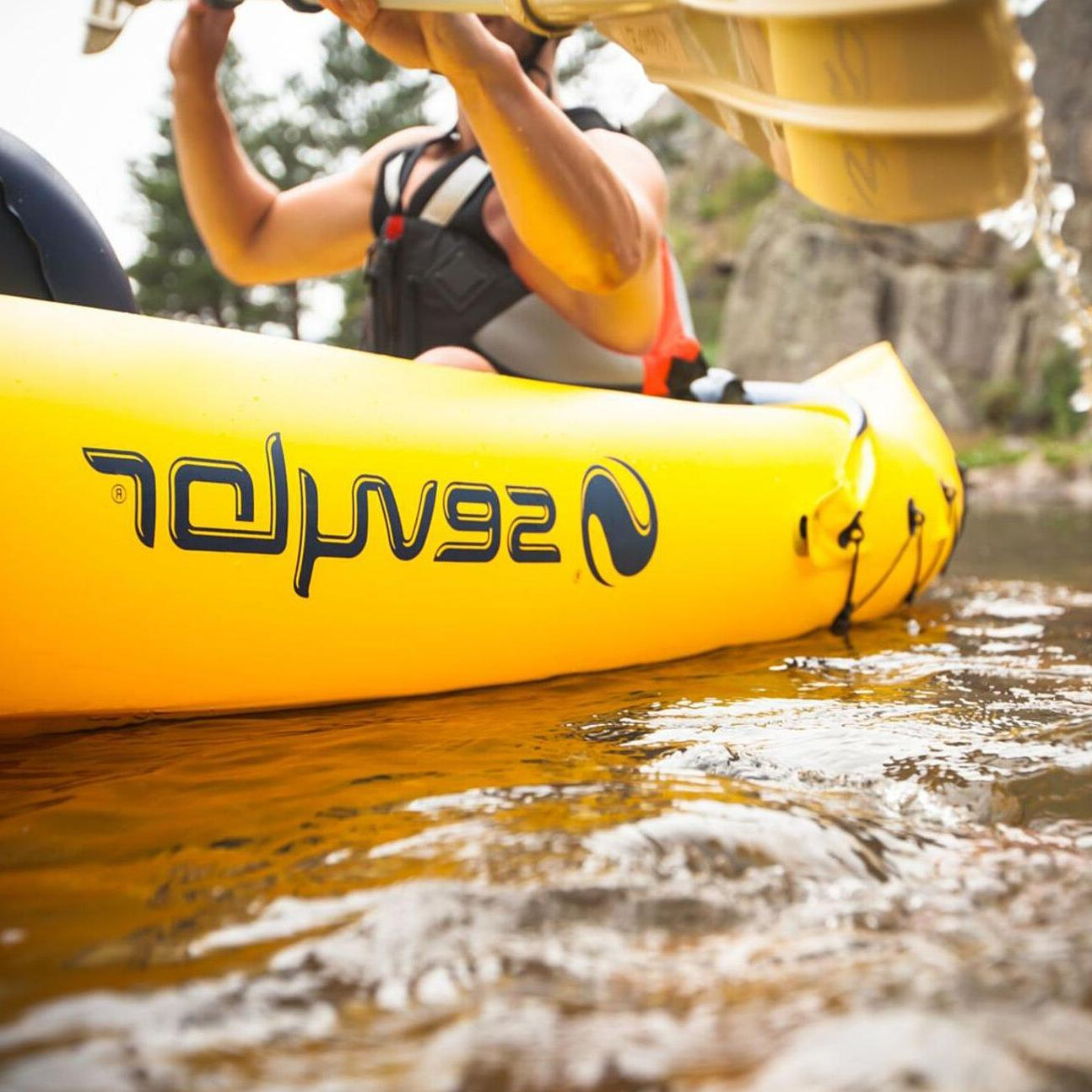 Solstice by Swimline Rogue Kayak