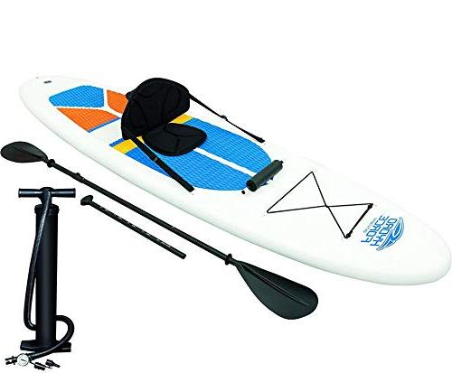 Bestway White Cap Inflatable SUP Stand Up Paddle 65069