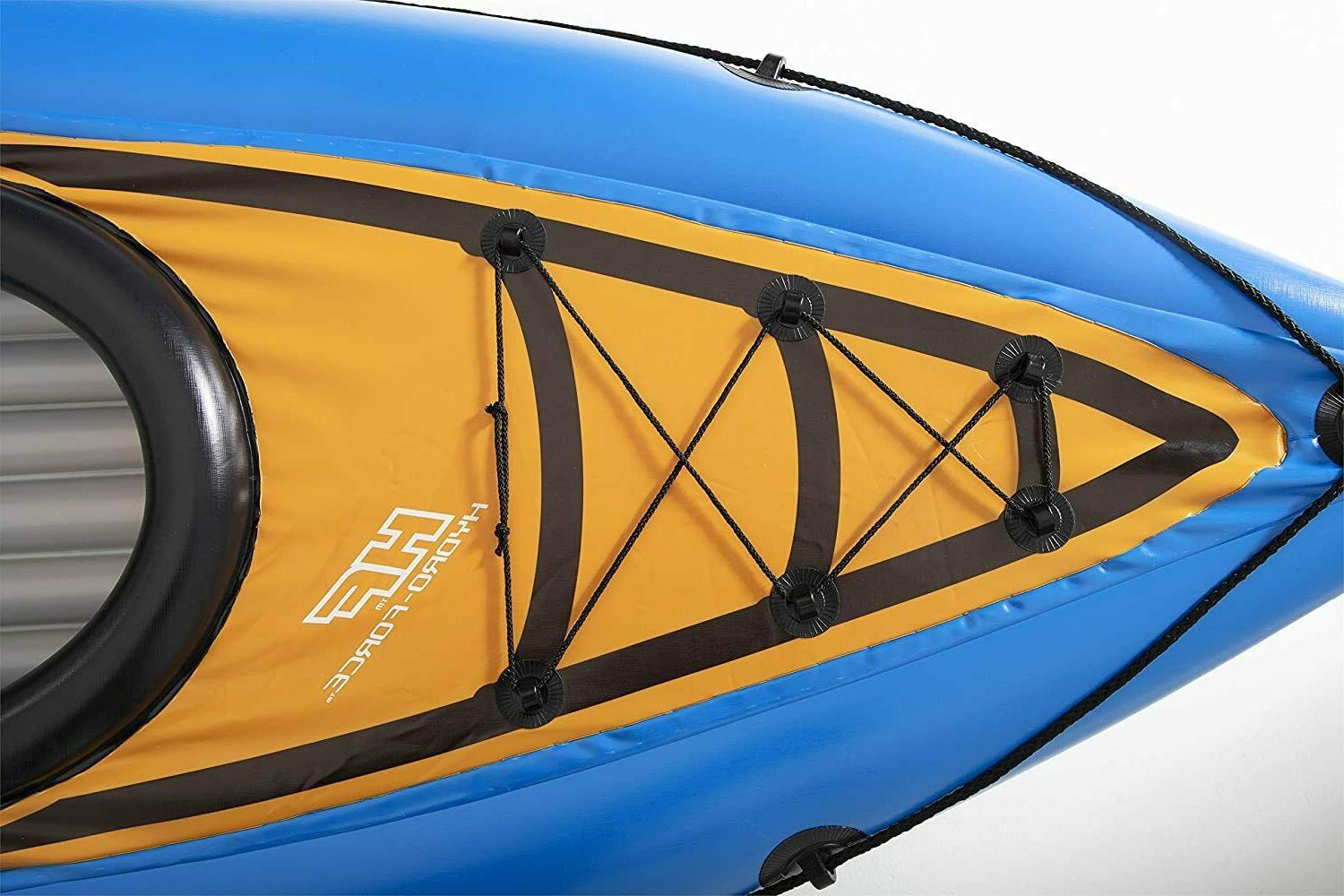 Bestway Hydro-Force Inflatable Set W/ Paddle, Pump,