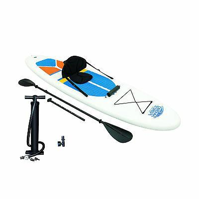 hydro force inflatable sup stand up paddle