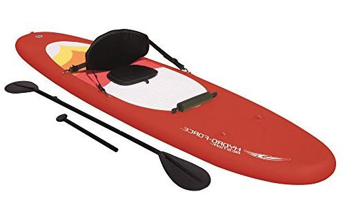 hydroforce oceana inflatable stand paddleboard