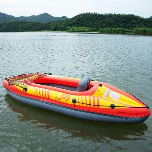 1-Person Kayak and Seat
