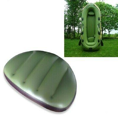 Inflatable Boat Kayak Seat Cushion Rowing Rest Accessories Portable