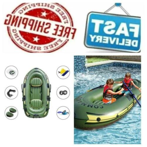 inflatable boat set inflatable 2 3 person