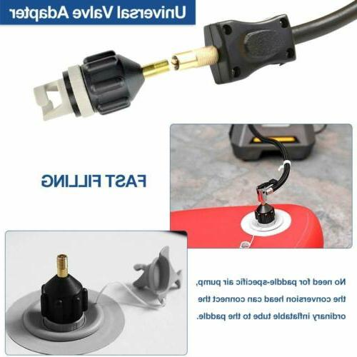 Inflatable Boat SUP Adapter Adaptor Connector