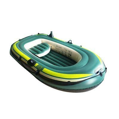 Inflatable Canoe Person Fishing Diving
