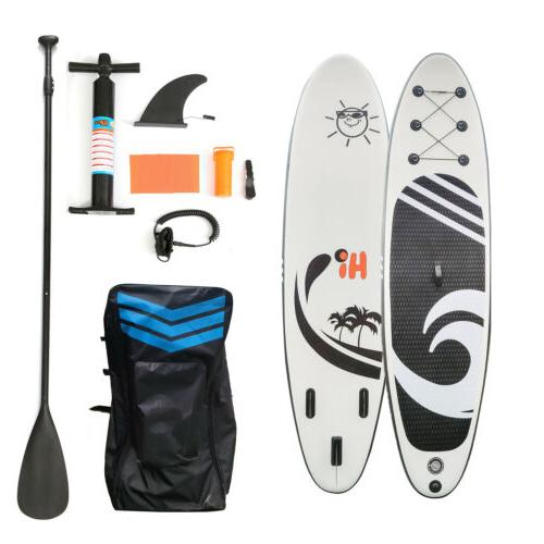 inflatable sup paddleboard paddle board stand up