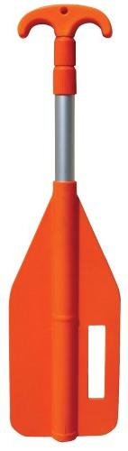"""Telescoping Paddle with Boat Hook, 24""""- 72"""""""