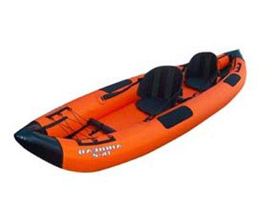 kayak deluxe 2 person inflatable