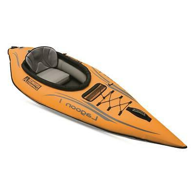 lagoon 1 person inflatable kayak