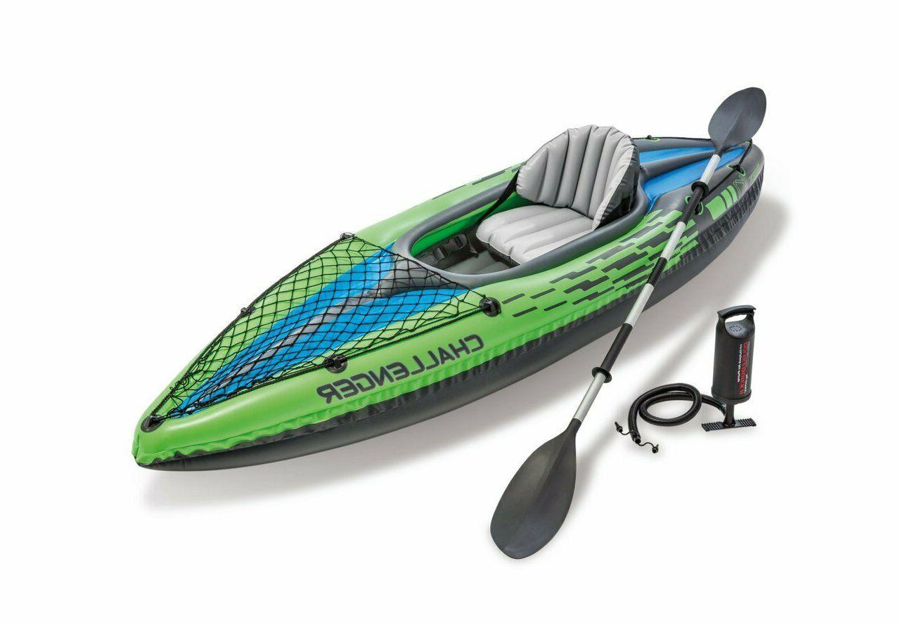 new 68305ep challenger k1 inflatable kayak