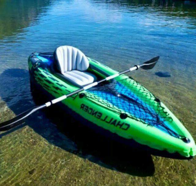 new challenger k1 inflatable 1 person kayak