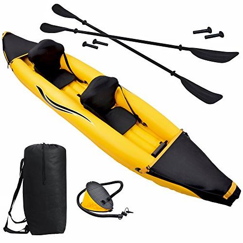 Blue Sports Nomad 2-Person Inflatable