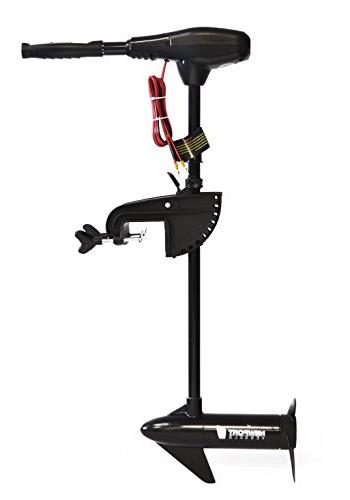 """Newport NV-Series lb. Thrust Mounted Trolling with 30"""" Shaft"""