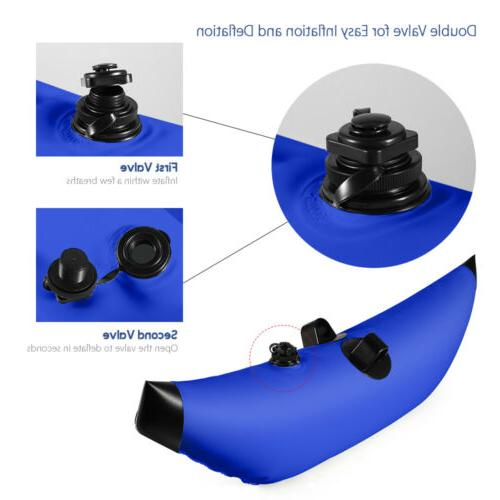 PVC Inflatable Kayak Stabilizers Canoe Boat Float