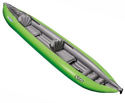 New RED Innova Twist LN 3PSI  Inflatable Kayak for One Paddl
