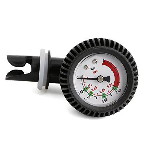 air pressure gauge thermometer connector