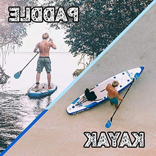Bluefin Inflatable Paddle Board Kayak Ultimate