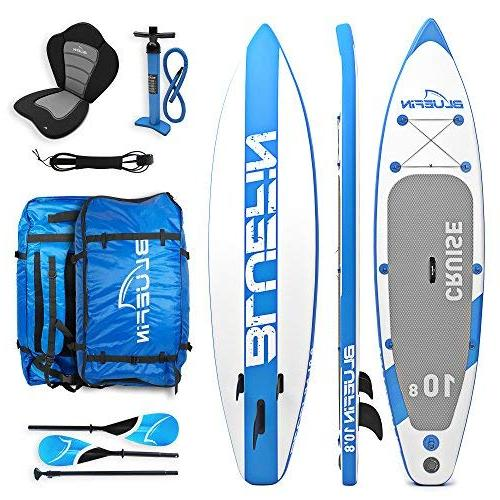 sup stand inflatable paddle board